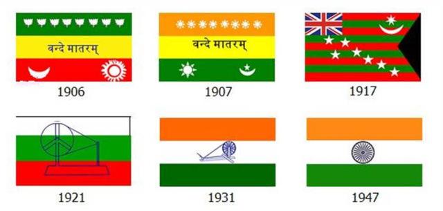 जानिये भारत के झंडे का पूरा इतिहास , किसने बनाया था तिरंगा