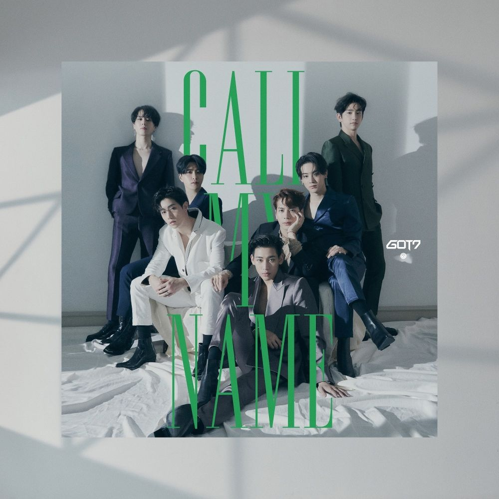 GOT7 – Call My Name – EP (ITUNES MATCH AAC M4A)