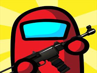 Jogo online grátis Among Us Crazy Shooter HTML5