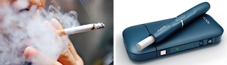 sigarette iqos tabacco riscaldato