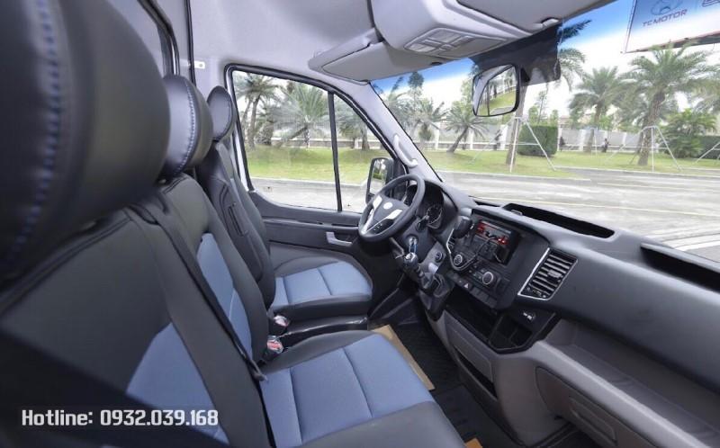 Nội thất xe cứu thương Hyundai Solati Ambulance