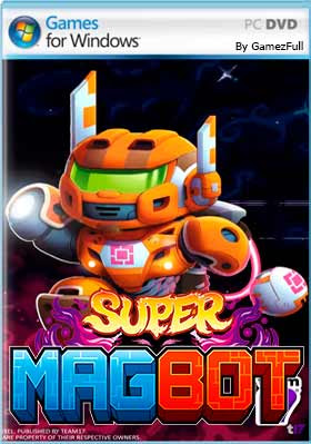 Super Magbot Deluxe Edition (2021) PC Full Español