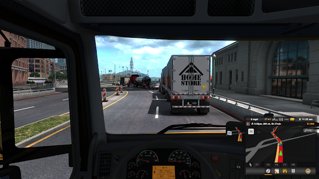 American Truck Simulatorスクショ2