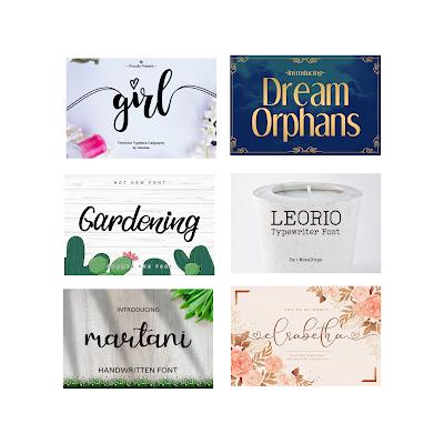 tipografías, fuentes, descarga, gratis, licencia comercial,