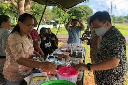 Badan POM Loka Tanimbar Uji Sampel Jajanan Takjil di Saumlaki