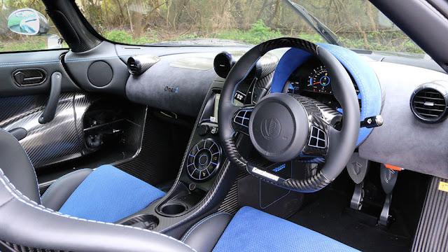 世界初のメガカー「ケーニグセグOne:1」の中古車が8億円で販売中!