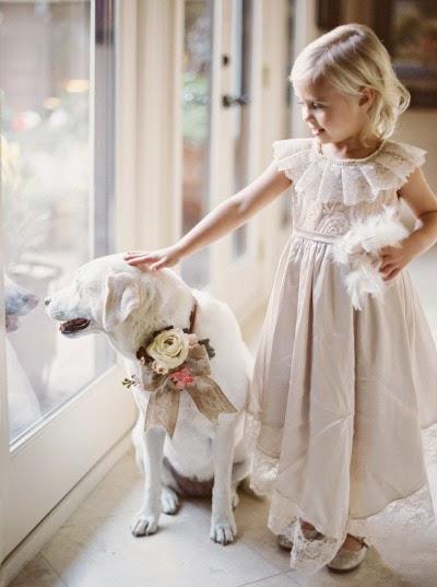 Los niños se van de boda