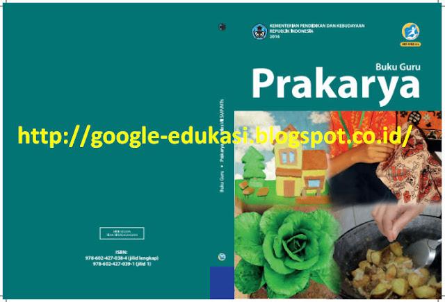 Buku Guru dan Siswa Prakarya Kelas 7 Kurikulum 2013 Revisi Tahun 2016