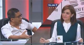 Rocky Gerung Tampil di Mata Najwa Bongkar Omnibus Law, ILC Sudah Tak Berani Undang RG?