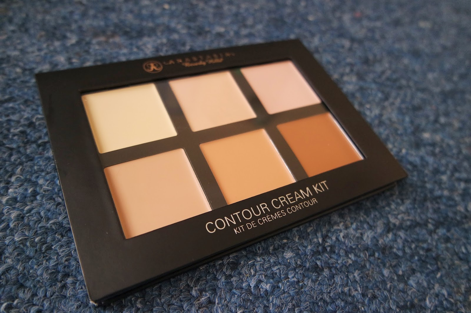 Contouring: The Anastasia Beverly Hills Contour Cream Kit