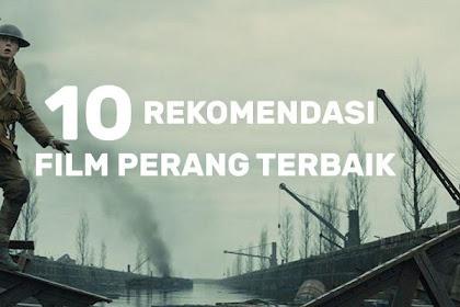 10 Film Perang Terbaru dan Terbaik Yang Wajib Kamu Tonton
