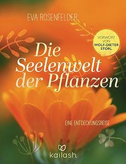 Cover Eva Rosenfelder: Die Seelenwelt der Pflanzen. Eine Buchrezension