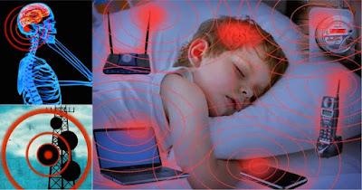 Bebek ve çocuk odalarında elektromanyetik radyasyon ölçümü hizmeti
