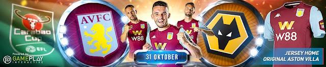 Tebak Skor Aston Villa Vs Wolves