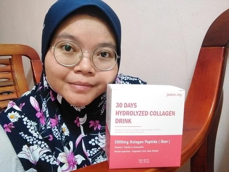 Minuman kolagen malaysia, Collagen terbaik, jeanc collagen