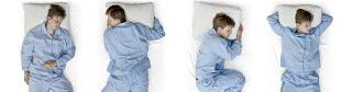 Arti di Balik Posisi Tidur Anda