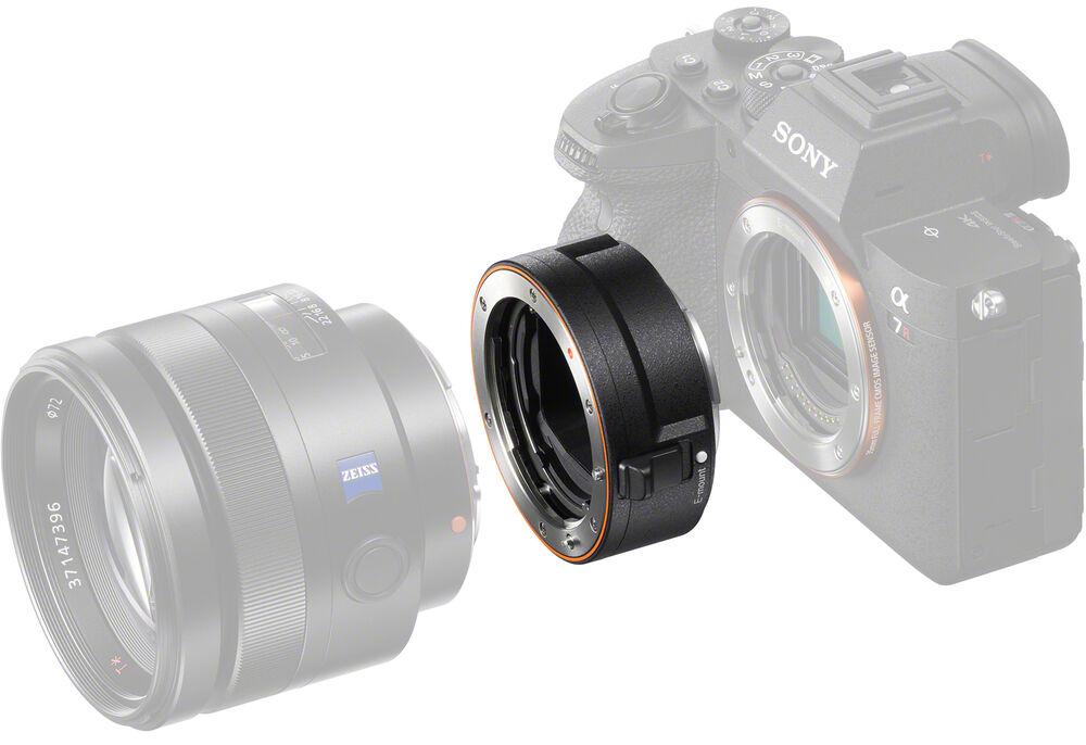 Адаптер Sony LA-EA5 для объективов для Sony A и камер Sony E