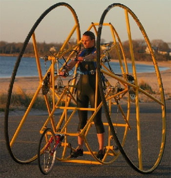 31 Unusual Weird and Crazy bicycle designs  Spyful