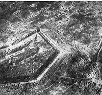 Fort Douaumont after the battle of Verdun