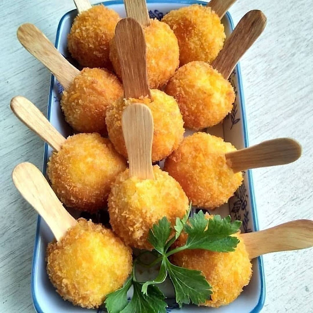 Resep Sajian Pom-Pom Potato Gurih