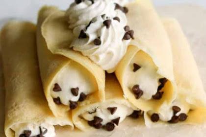 Cannoli Crepes