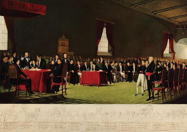 El 5 de julio de 1811, por Juan Lovera