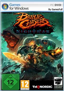 Battle Chasers Nightwar PC Full | Español ISO | MEGA |