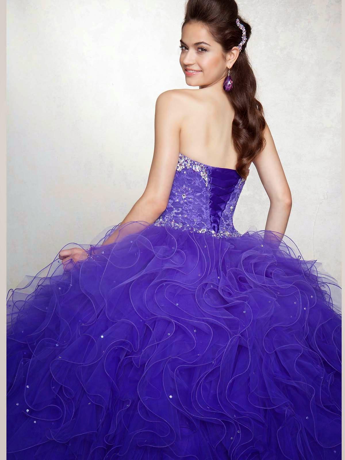 Bonito 15 Vestidos De Fiesta De Cumpleaños Composición - Colección ...