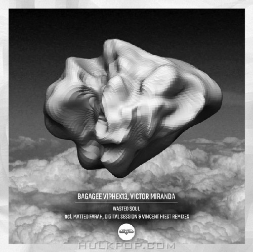 Bagagee Viphex13 & Victor Miranda – Wasted Soul – EP