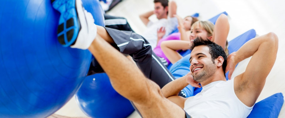 Exercising and Workout Principles : Change it up!