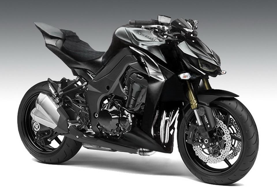 Full Motorcycle Wallpapers News Kawasaki Z1000 Motorcycle Design