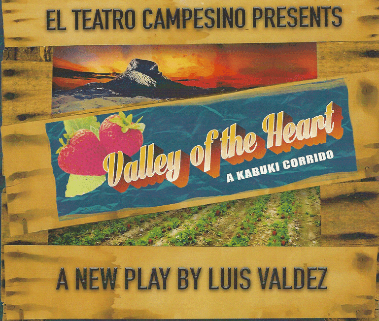 PALABRA: Benefit Performance: VALLEY OF THE HEART BY LUIS