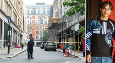 Asesinan a machetazos a un joven de 17 años mientras paseaba por Oxford Street