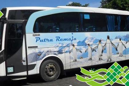 Harga Tiket Lebaran 2017 Bus Putra Remaja