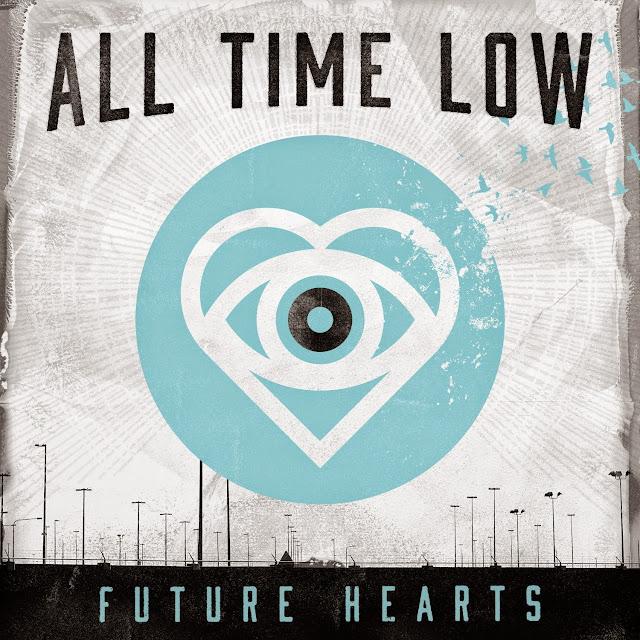 All Time Low Future Hearts album cover artwork