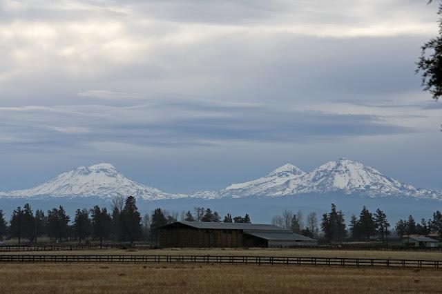 The Three Sisters Oregon