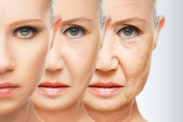 Comment se forment les rides du visage