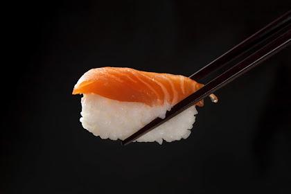 Empat Makanan Jepang Yang Sangat Terkenal