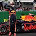 Verstappen voa baixo na Hungria, quebra recorde e se torna o 100° piloto a cravar uma pole na F1
