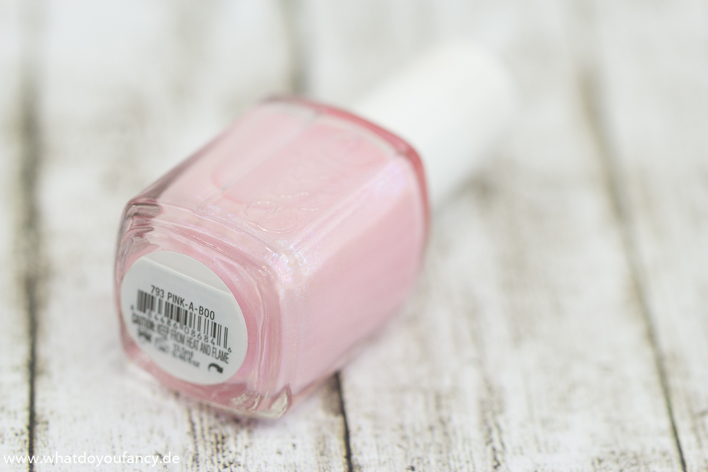 Essie Pink-A-Boo (Resort Collection 2012)