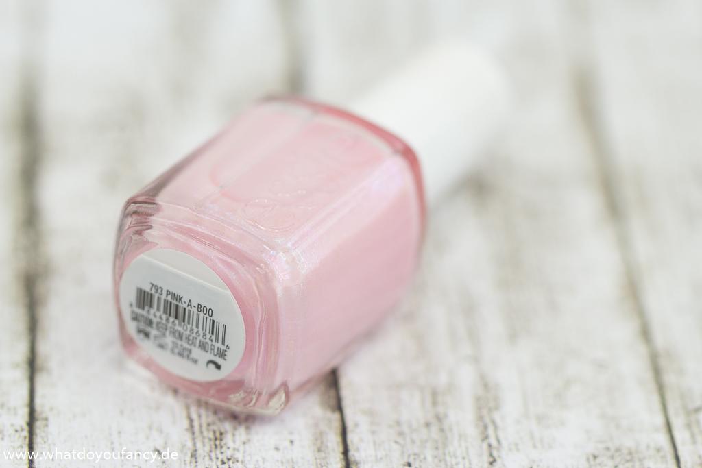 Essie Pink-A-Boo (Resort Collection 2012)