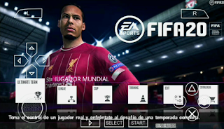 fifa 2020 ppsspp iso