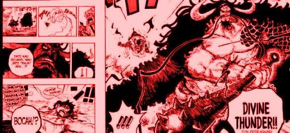 manga one piece chapter 923