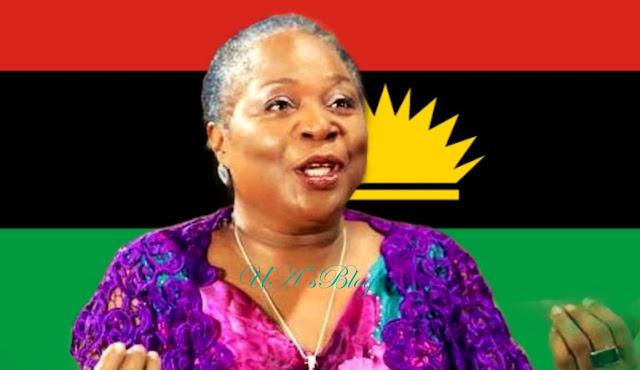 Biafra: 'If You Don't Want Us, Then Let Us Go' — Onyeka Onwenu Tells Nigerian Govt [VIDEO]