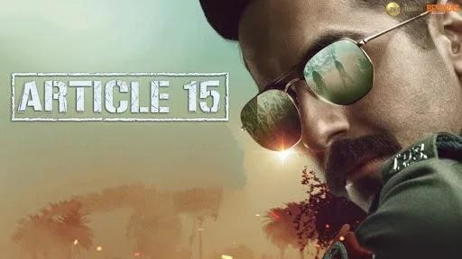 Article 15 Movie - Download - Movierulz Plz