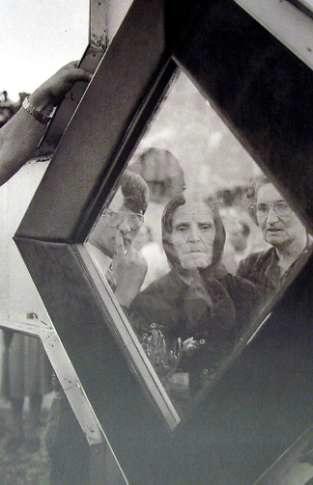 El cristo de Sahúco. Cristina García Rodero