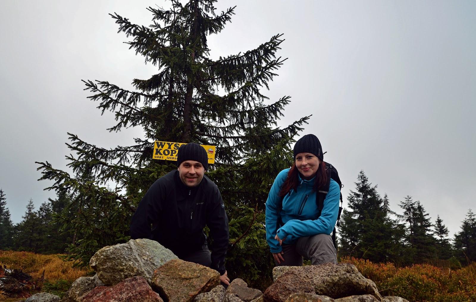 Wysoka Kopa - Góry Izerskie - Korona Gór Polski
