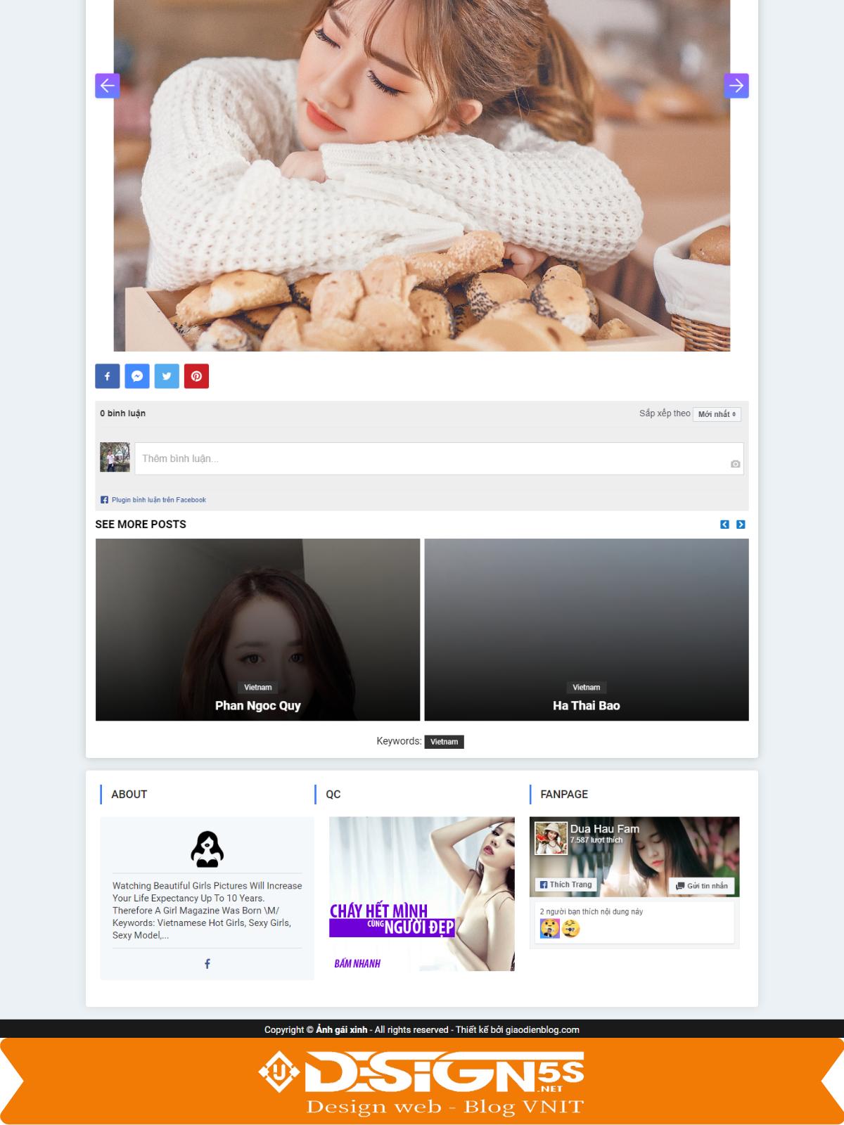 Mẫu Website Lưu trữ Album Ảnh , Lưu Album Ảnh Cưới , Designer - Ảnh 2