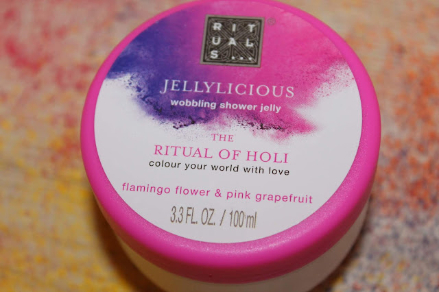 Jellylicious - The Ritual of Holi - Rituals