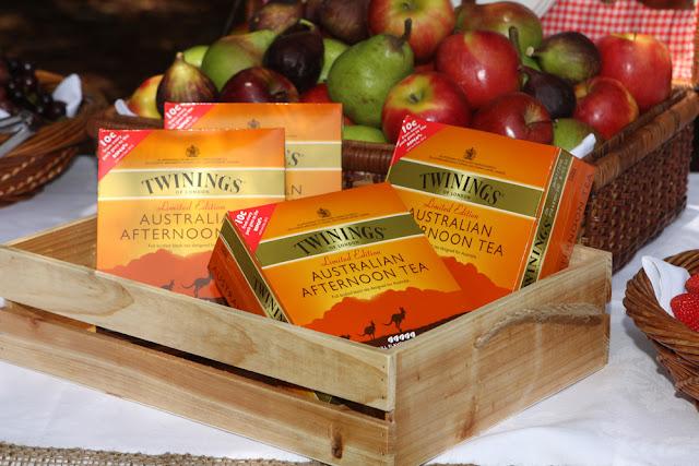 Twinings tea bags